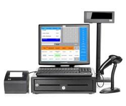 Kassensoftware Maxstore mit HP POS System
