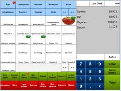 Maxstore Kassensoftware, Kassenprogramm für den Einzelhandel