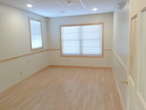 rental-treatment space