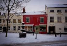 Zima u Velikoj Britaniji