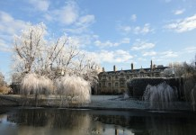 Život Cambridge