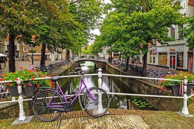 Bicikli u Nizozemskoj