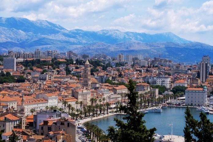 Život u Hrvatskoj, Splitu