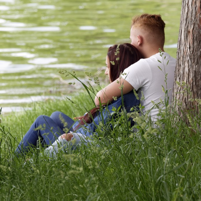 Mladi bračni par iz Istre u Dresdenu