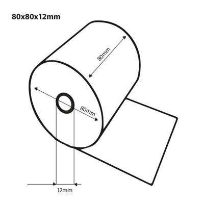 Køb EPSON TM-T20ii + Termisk Papir (Bonruller