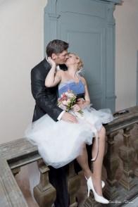 Le grand amour lors du mariage