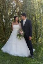 Le Saule et les mariés