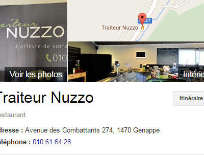 Traitteur Nuzzo