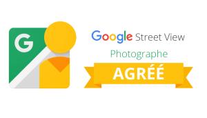 badge Google Street View