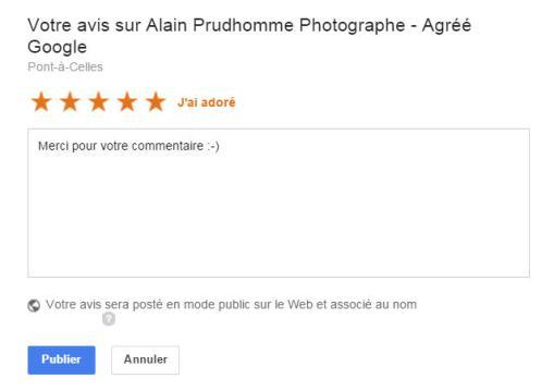 Votre avis sur Alain Prudhomme