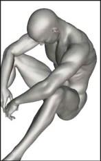 Male Seated Set 2 - Image 15