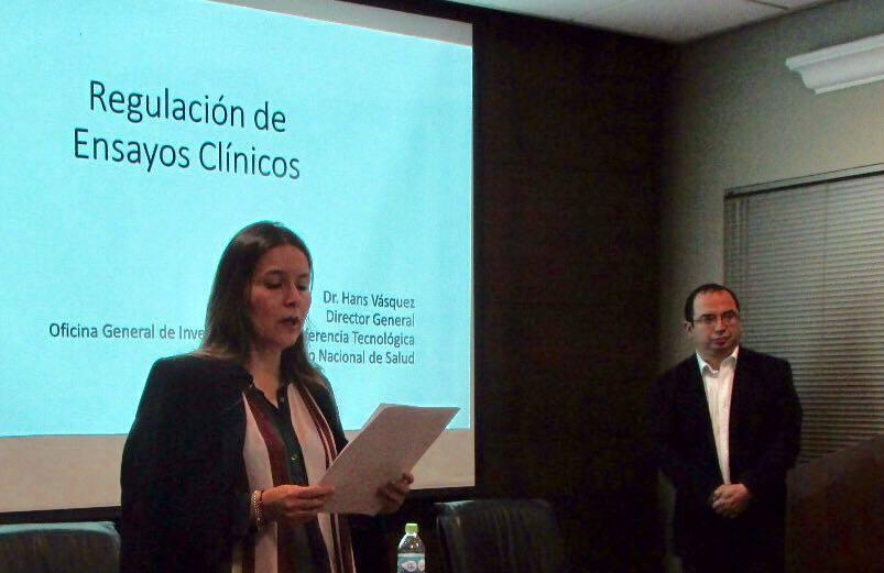 Conversatorio Comentarios A La Nueva Regulación En Perú Sobre Estudios Clínicos