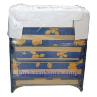 Picture of Twin Size Portable Folding Bed with Mattress