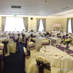 Wedding Chair Covers With Bows Office Accessories Shotton Hall, Peterlee, Durham
