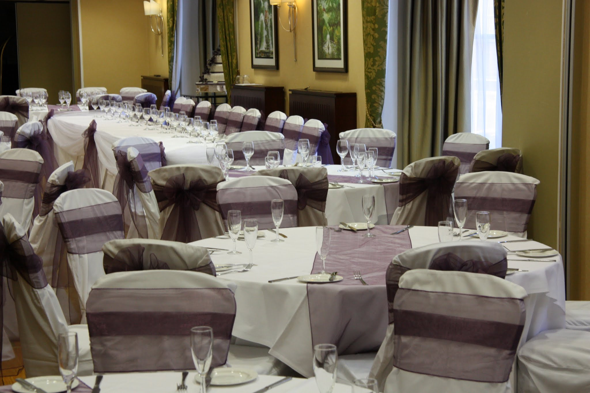 chair cover hire sunderland office alternatives posh covers bows chiavari chairs flower wall durham marriott
