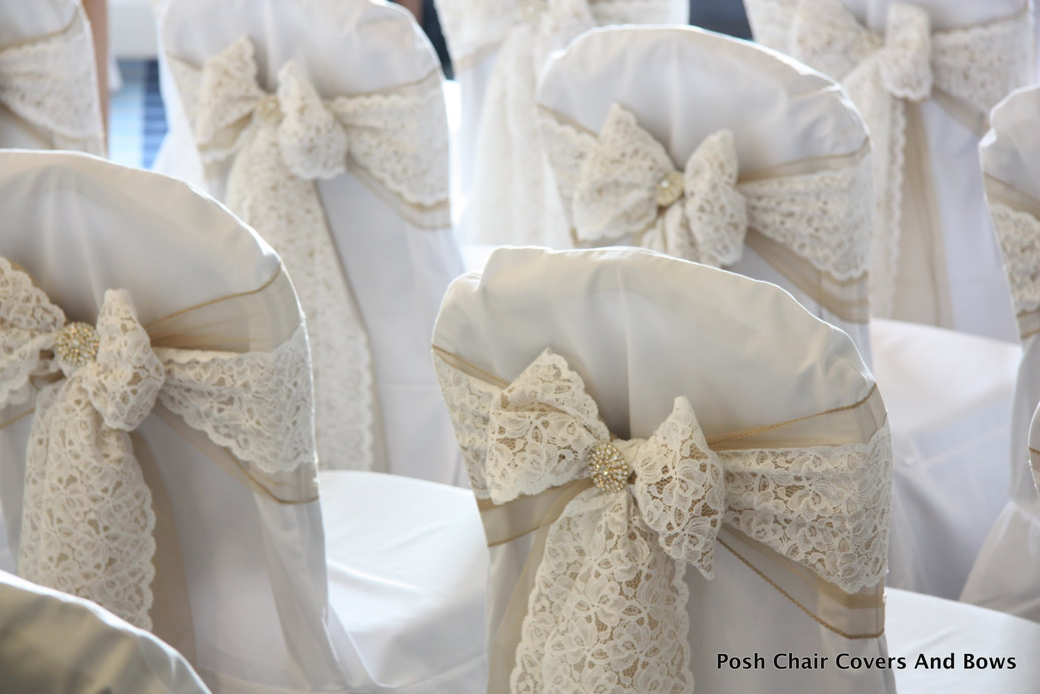 chair cover hire sunderland papasan london ontario posh covers bows chiavari chairs flower wall bowburn hall durham