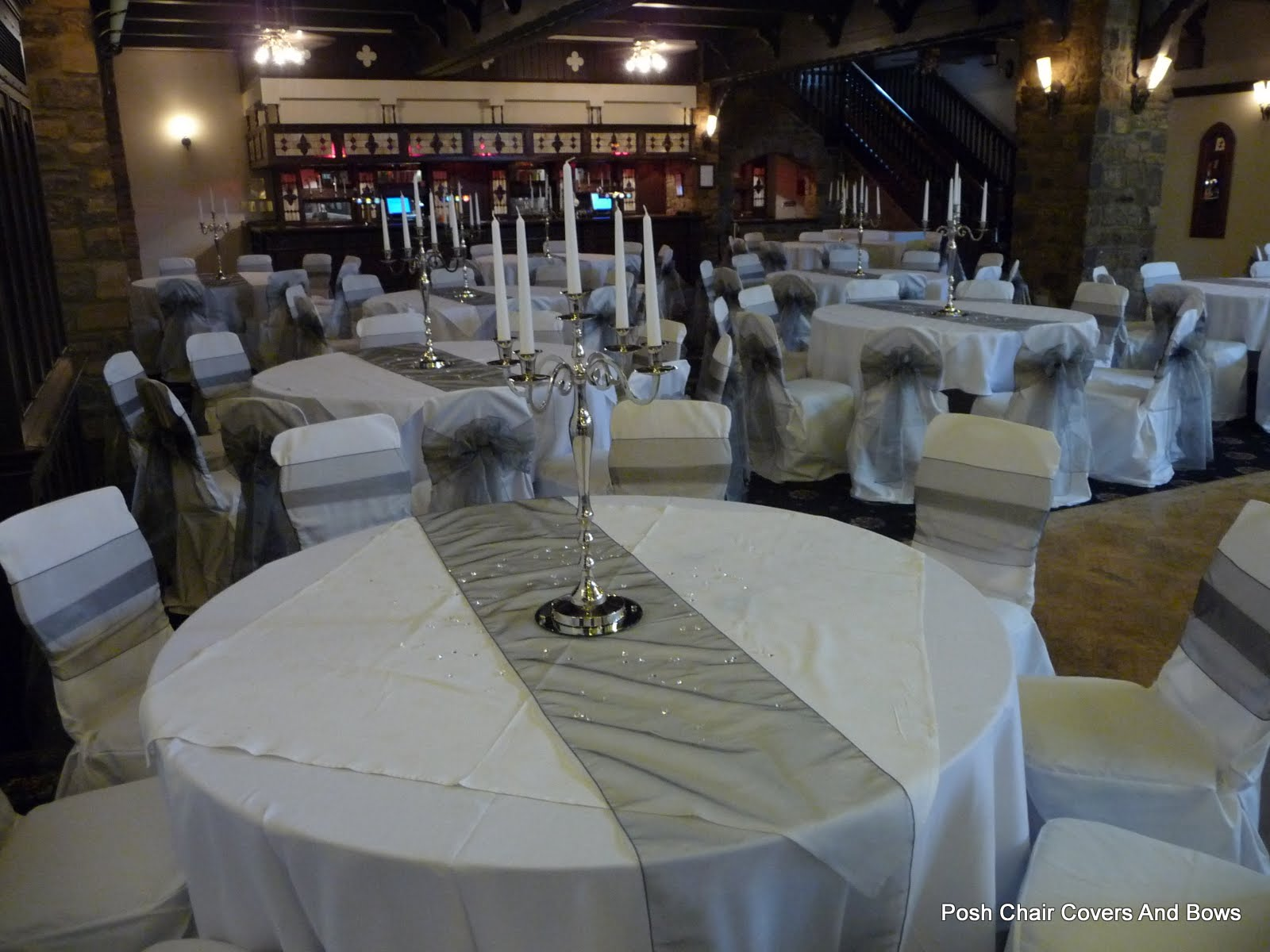 chair cover hire northumberland hanging stand only posh covers and bows chiavari chairs flower wall
