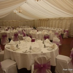 Chair Cover Hire Sunderland Toddler With Tray Posh Covers Bows Chiavari Chairs Flower Wall Dissington Hall Northumberland