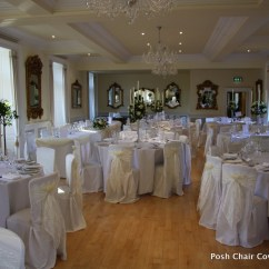 Chair Covers Range Swivel Under 30 Posh & Bows | Chiavari Chairs |flower Wall|hire|centrepieces|thrones|chair