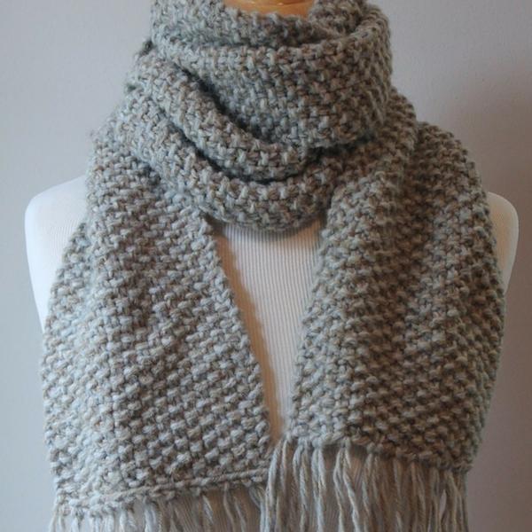 Free Beginner Scarf Knitting Pattern Posh Patterns