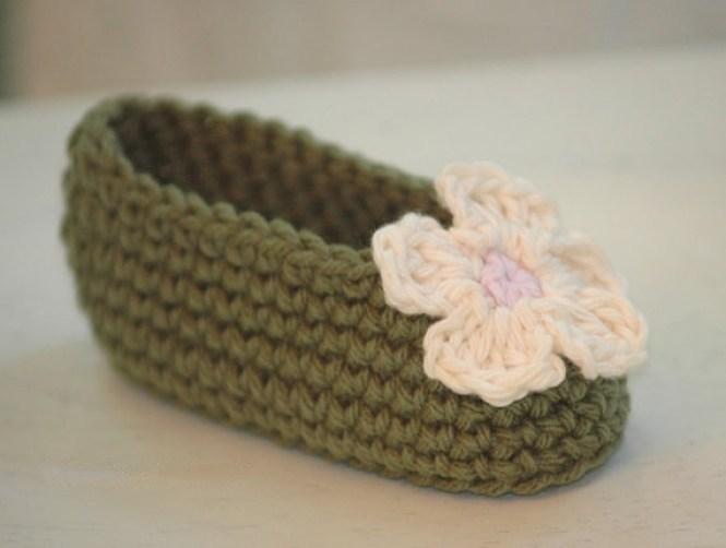 0e7dd35c429cc Free Crochet Baby Shoe Pattern