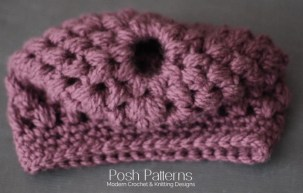 Crochet Messy Bun Hat Pattern fc41f3765513
