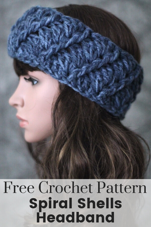 Free Crochet Headband Pattern Posh Patterns