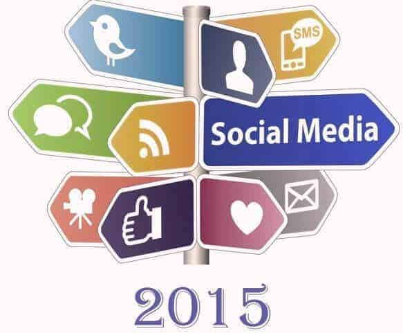 Tendencias social media año 2015