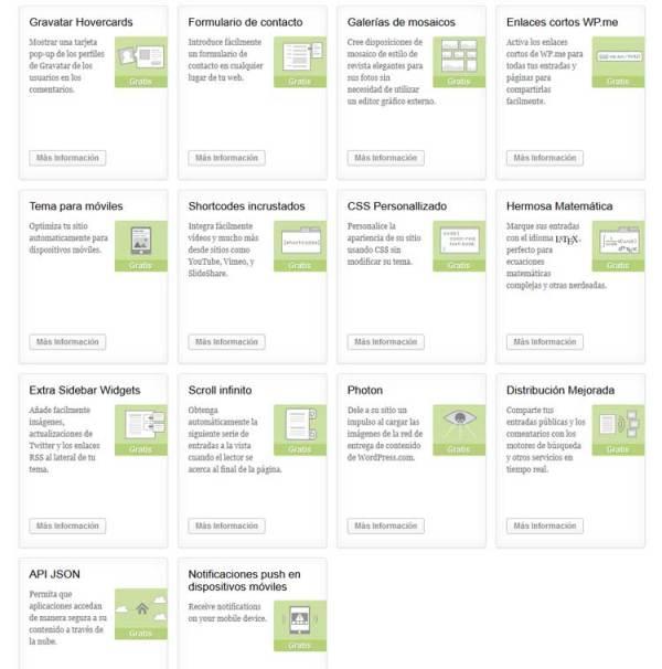 2º parte tutorial configuración jetpack wordpress plugin