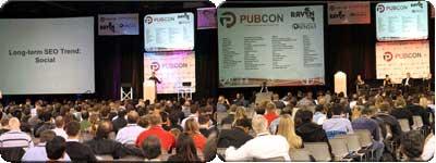 SEO en el 2014 Pubcon 2013