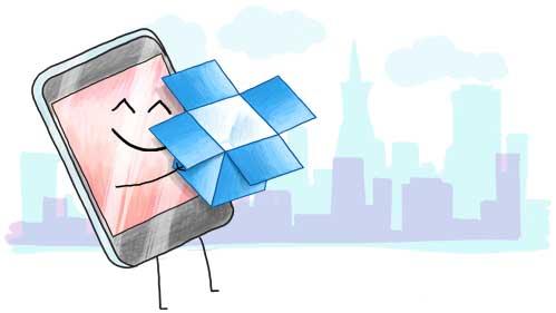 dropbox almacenamiento en la nube gratis