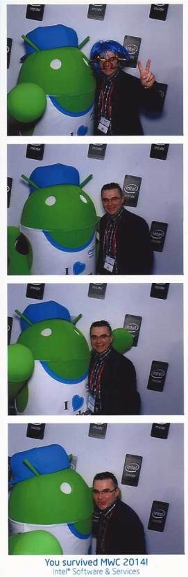 intel-android-Mobile World Congress 2014