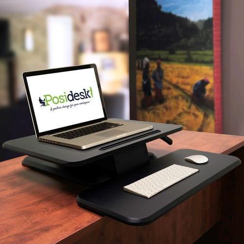 Posidesk POSI210BK pedestal desk 3