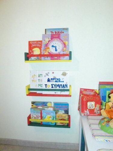 childrens book shelves