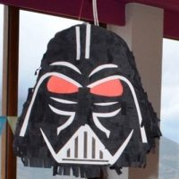 How To Make Easy Star Wars Pinatas and more ideas for a Star Wars Themed Birthday Party!!!