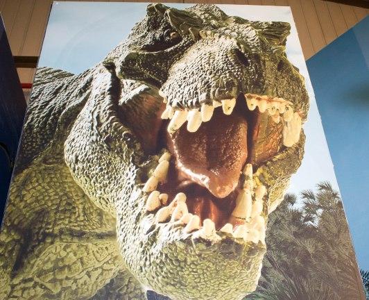 t-rex pic