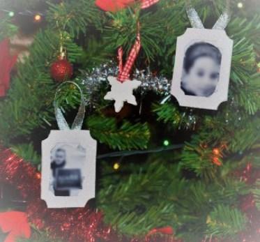 Glitter αφρού στολίδια χριστουγεννιάτικο δέντρο