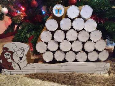 DIY Advent Calendar 1