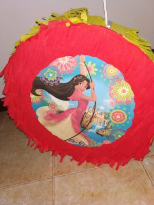 DIY Elena of Avalor Birthday Party Ideas