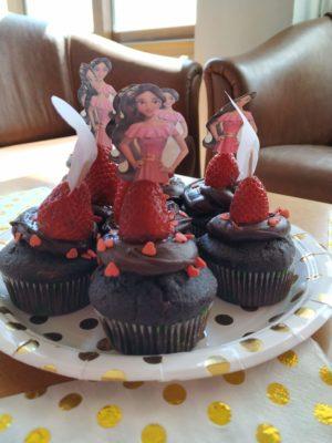elena of avalor muffins 4