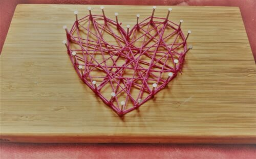 Simple string art ideas