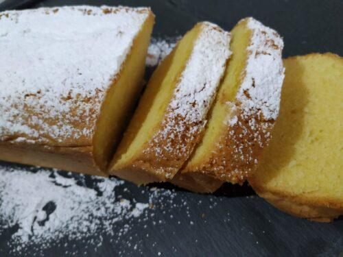 German Pound Cake Recipe (Sandkuchen)