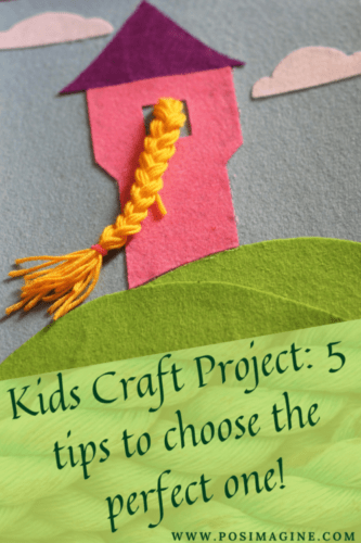 Kids Craft Project: 5 tips to choose the perfect one