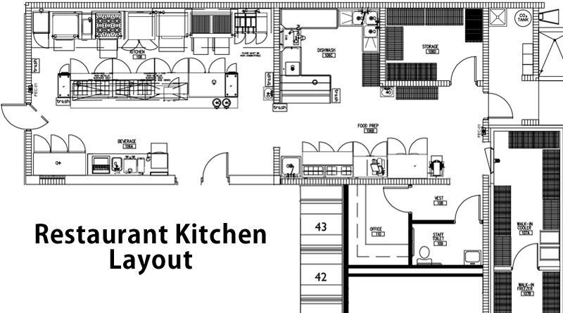 Restaurant Layout And Design Guidelines To Create A Great Restaurant Layout