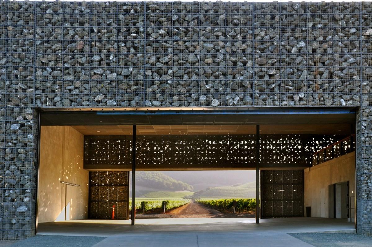 Dominus Valley Herzog Napa Usa De Meuron Winery