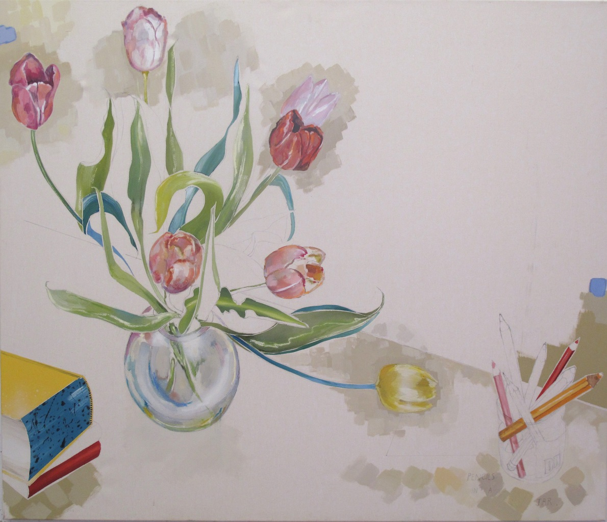Tulips and Pencils