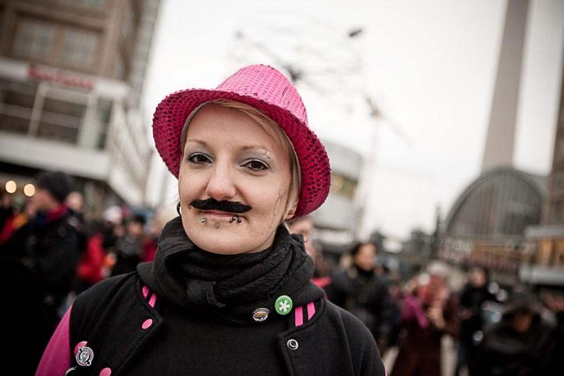 One Billion Rising Berlin - Petra Fantozzi