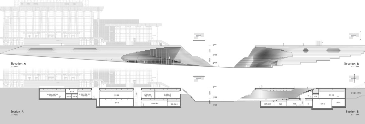 515b1bcdb3fc4b000300000a_performing-arts-studio-of-the-national-theatre-of-korea-second-prize-winning-proposal-archiplan_g_elevations_sections
