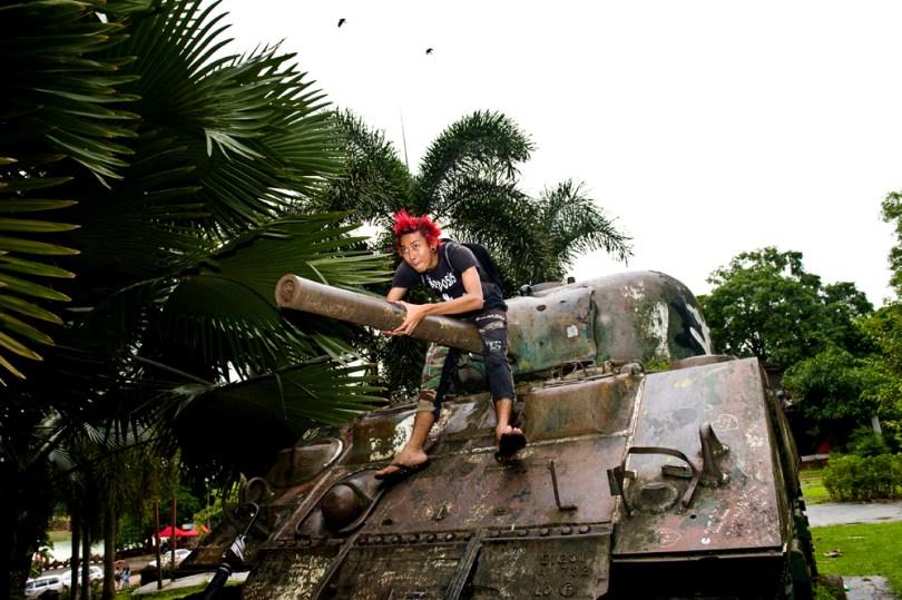 The Punk of Burma