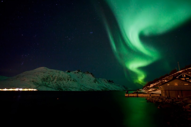 Aurora Hurricane, Tromso, Norway